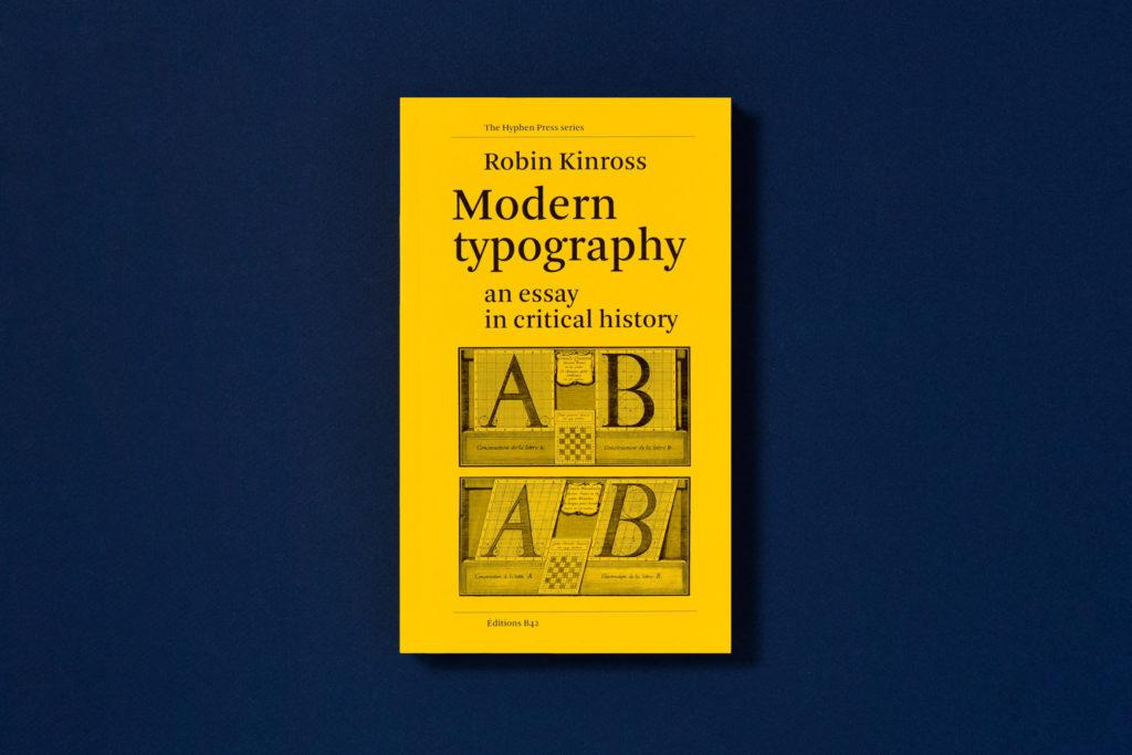 Modern Typography Editions B42